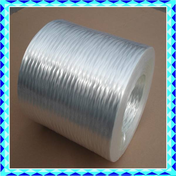 Filament winding process E-glass Fiberglass Direct roving for fiberglass boats for fishing