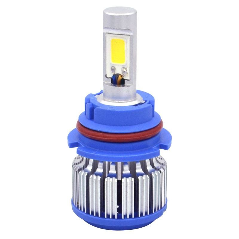 High Quality 9007 LED Auto Bulbs Wholesale