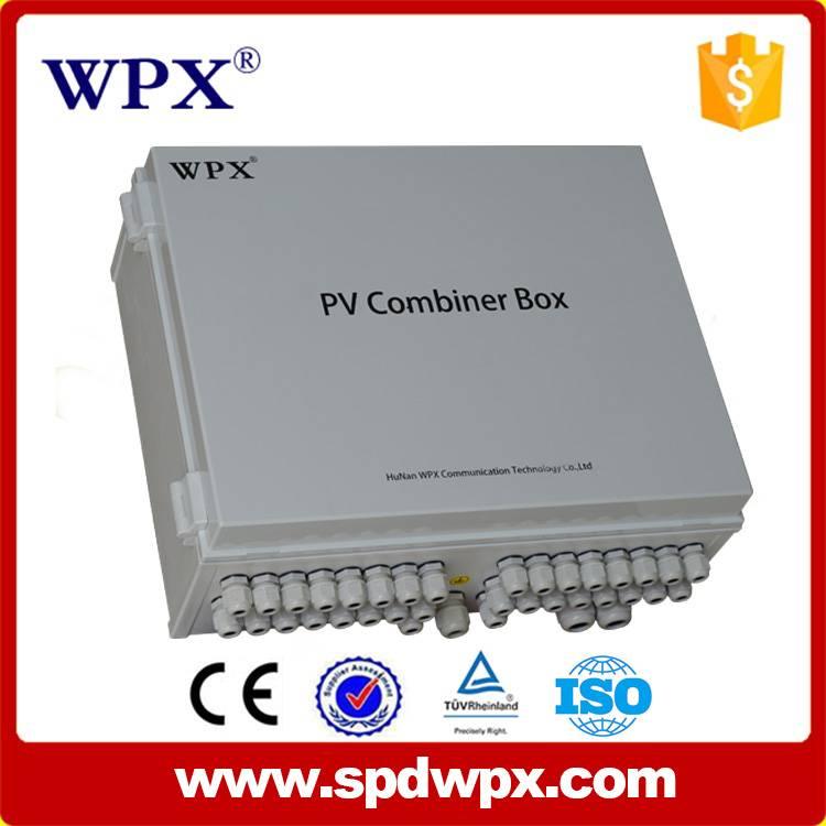 Solar PV Combiner Box