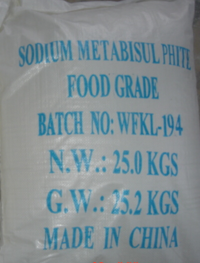 Sodium metabisulfite Best price