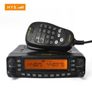 Quad Band Mobile Car Radio TC-9900
