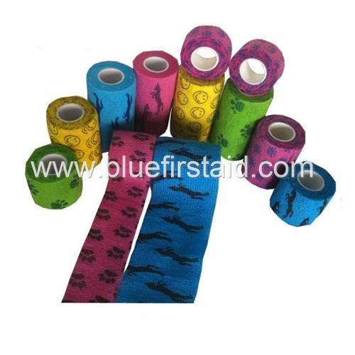 Printed Cohesive Bandage
