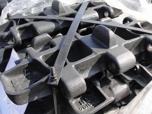 FUWA QUY80 Crawler Crane Undercarriage parts