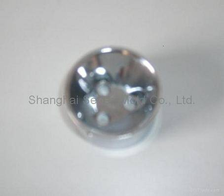 OEM plastic part with chrome plating