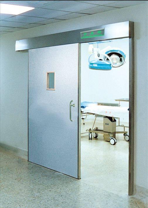 X-RAY shielding door