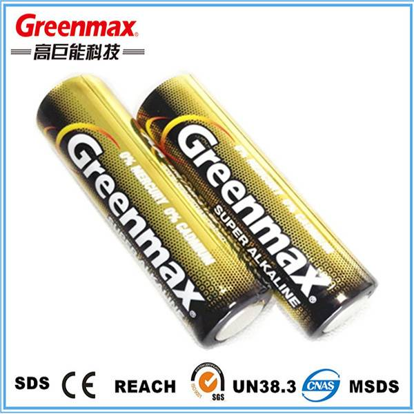 1.5v aa non-rechargeable battery lr6