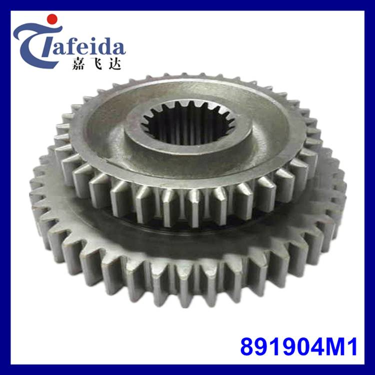 Transmission Gear for MF Agricultural Tractor, Transmission Components, 891904M1, 36T/46T,18 Spline