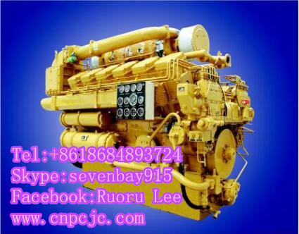 Z12V190BC1 Series 2000V marine diesel engines(882~1000KW)