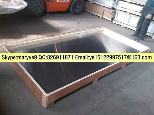 Color Mirror Aluminum Sheet for Roofing Sheet