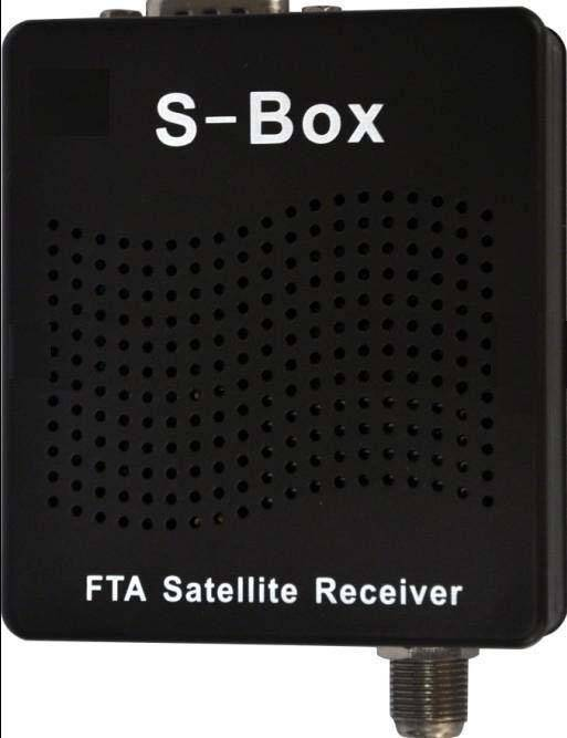 S-BOX FTA(satellite sharing receiver,Dongle)