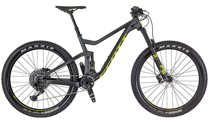 2018 Scott Genius 740 Mountain Bike