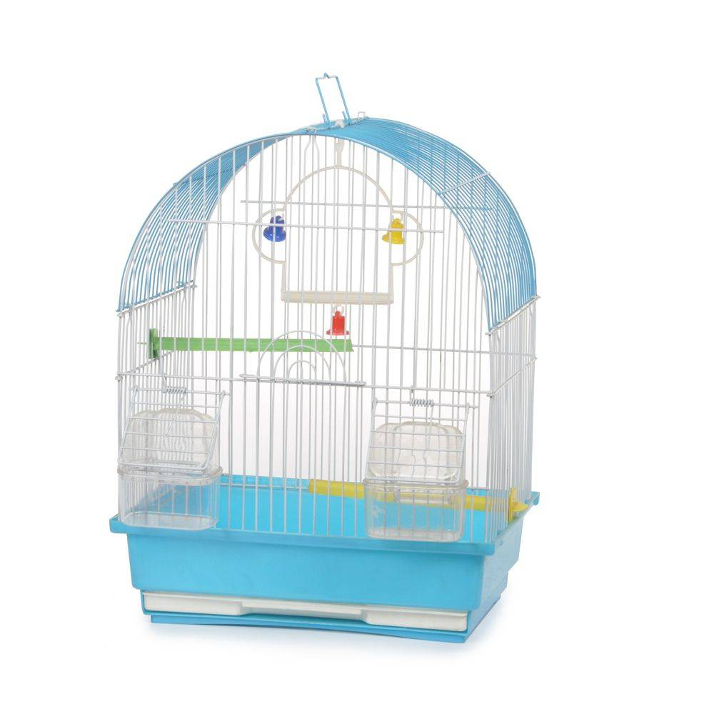 Round Top Bird Cage 30X23X39cm