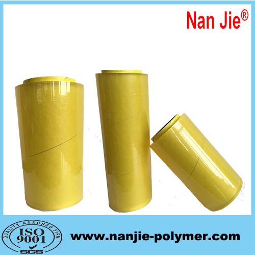Nan Jie food packaging pvc wrap film jumbo rolls for sale