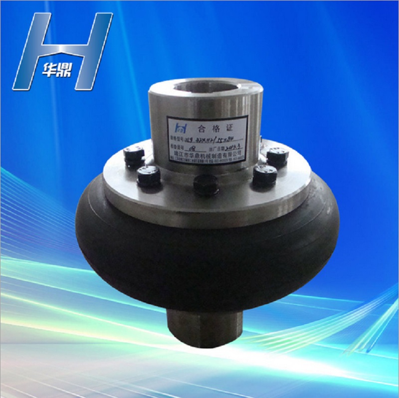 Flexible Shaft Rubber Tyre Coupling (UL)