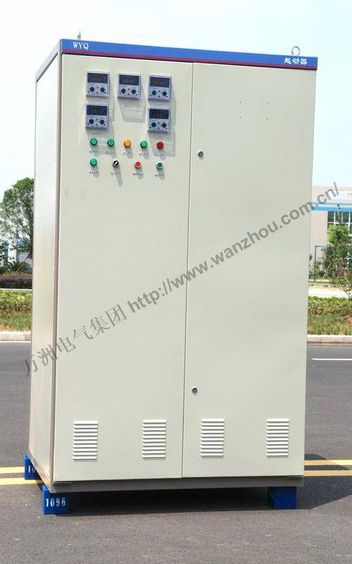 Efficient 75kw to 10000kwAC wound rotor motor soft starter