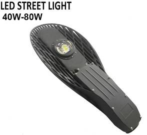 SAA CE ROHS proved 40-180W IP65 meanwell driver 2 years warranty led street light with good quality