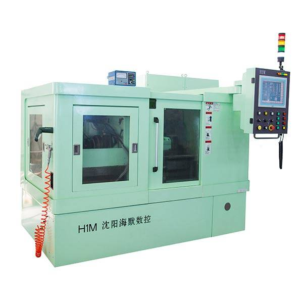High precision cylindrical grinder __ Hermos CNC equipment