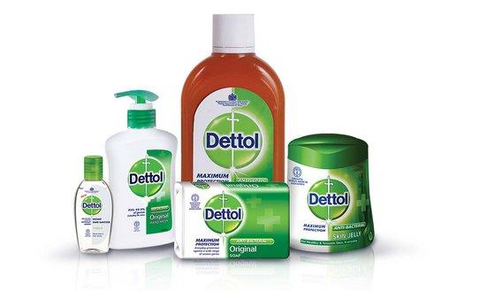 Dettol Antiseptic Liquid 110ML, Dettol Hand Wash 225ML, Dettol Soap,Duck Toilet Cleaner