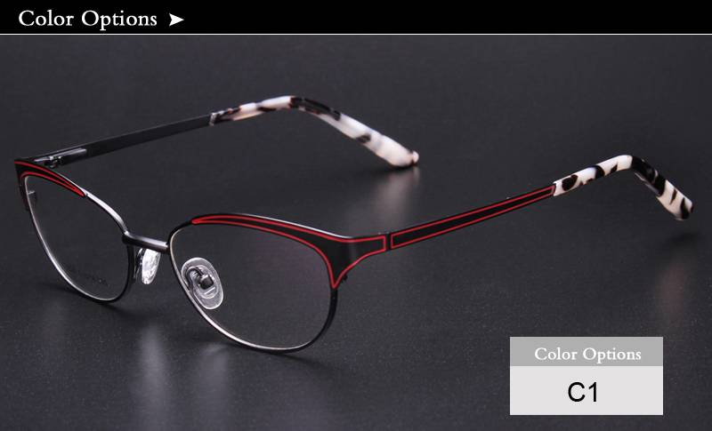 Metal Eyeglasses,fashion eyewear frame