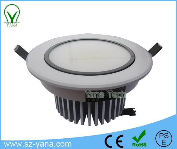 Wholesale 5 Inch 20w cob Dimmable recessed downlight