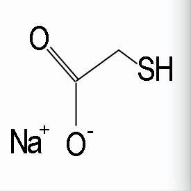 Sodium thioglycolate cas 367-51-1