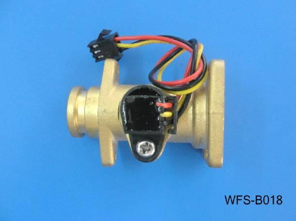 High temperature flow sensor WFS-B018