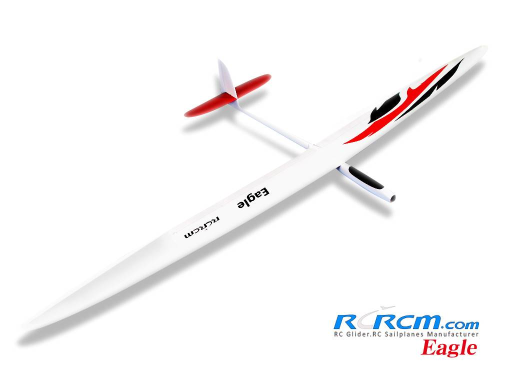 F5J-3.75m motor glider of rcrcm