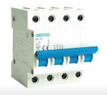 Molded Case Circuit Breakers - BK Series