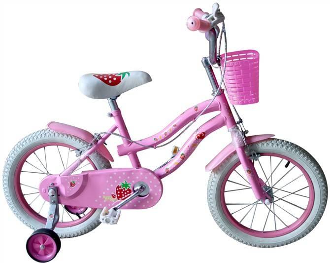 lovely kid bike