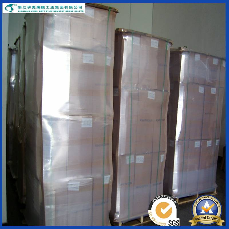 High Clarity  bopp Adhesive Tape Film for tape making
