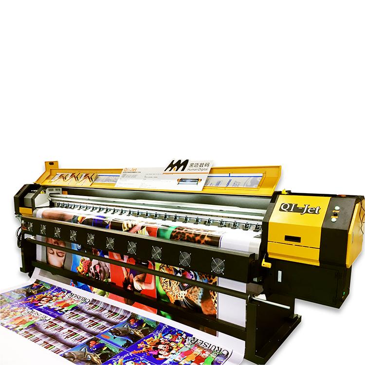 3.2M Solvent PrinterLarge Format Printer Flex Banner Printing Machine