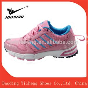 china factory manufacturer athletic shoes women running cushion sport shoes