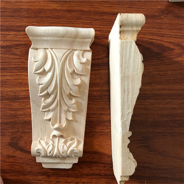 OFF Promotions Factory Supplier Rubber Wood Carving Corbels