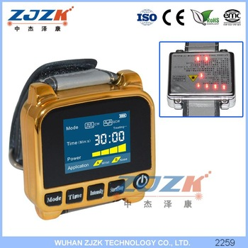 Semiconductor laser therapy medical watch Physical therapy laser medical equipment