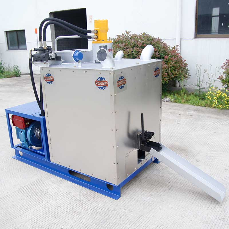 Single Tank Thermoplastic Preheater