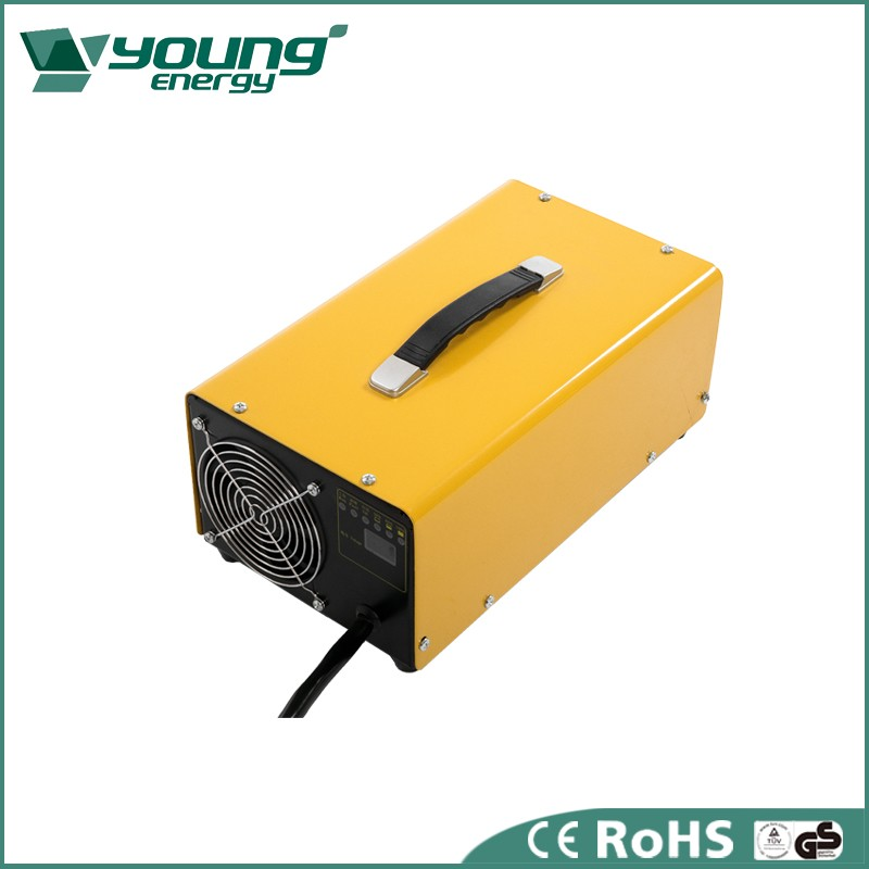 24V 25~30A Industrial Battery Chargers for Forklift,Pallet Truck,Sweepers Machine
