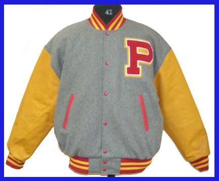 Yellow Letterman Varsity Jacket Wholesale Suppliers Manufacturers in United States