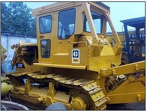 CAT D7G,Used Crawler Bulldozer,Fairly Well Condition