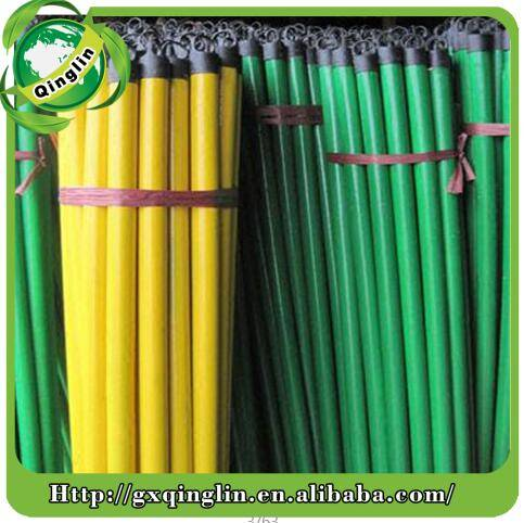 Standard thread natural wood stick 120*2.2cm for home and hotel uses
