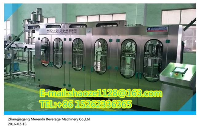Beverage filling machine, filling machine, fruit juice production line