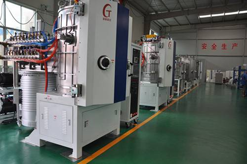 Guotai Optical Lens Vacuum Coating Machine Electron Beam Evaporation Optical Vacuum Coating Machine