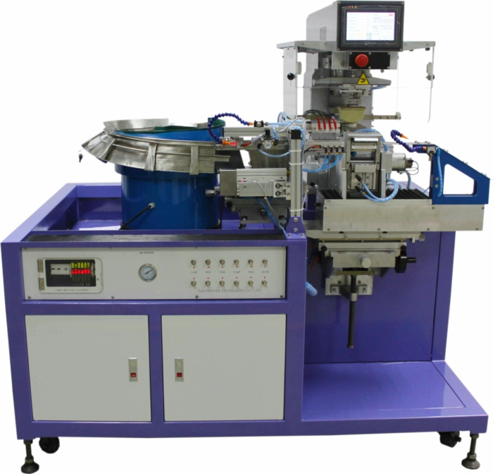 Golf Tees Fully Automatic Pad Printing Machine