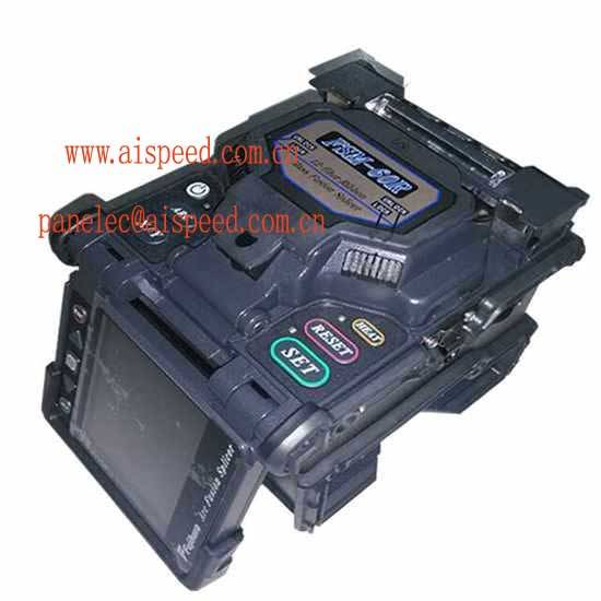 Fujikura FSM-60R Ribbon Optic Fiber Fusion Splicer( longlife battery ,longlife electrodes,high perfo
