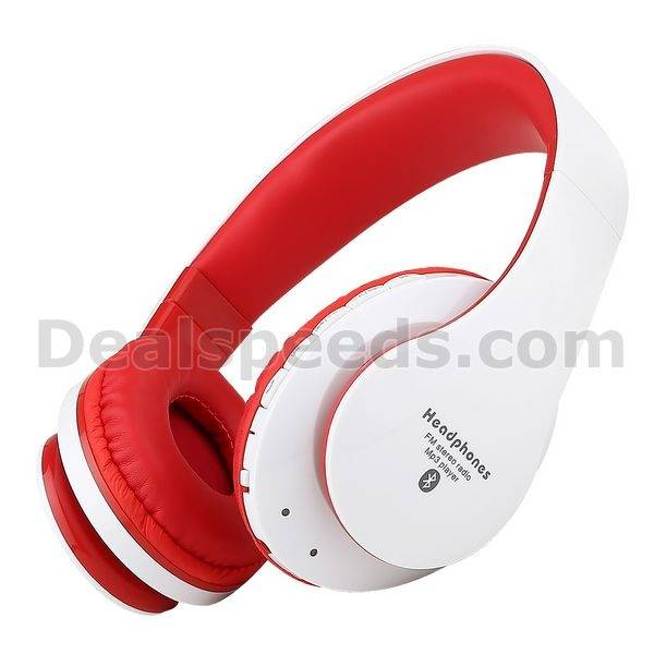 Sound Intone NK850 Hybird Colour Portable 3.5mm Wireless Stereo Headset with Mic for Mobiles or Comp