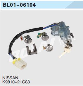 USE FOR NISSAN KEY SET/IGNITION SWITCH K9810-21G88
