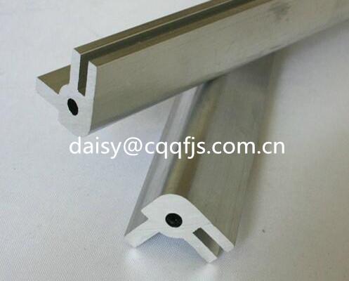 6005A 7005 T6 metro rail transportation aluminum profile