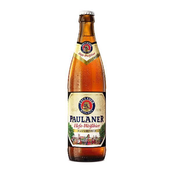 PAULANER beer