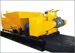 Precast Concrete hollow core slab machine