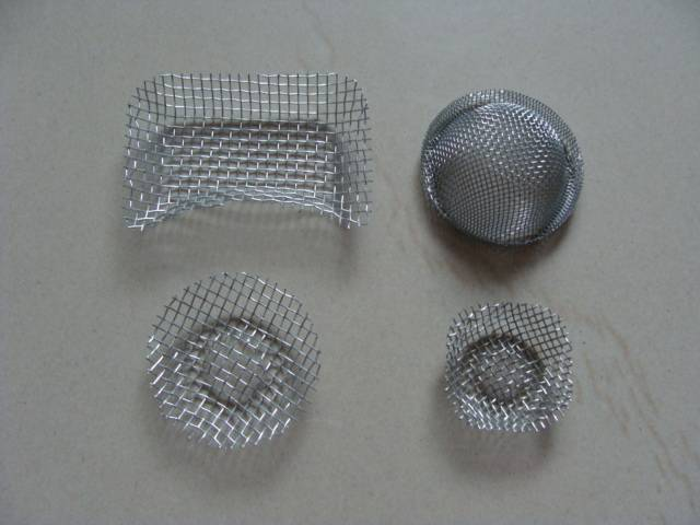 Wire Mesh Filter for aluminium filtration
