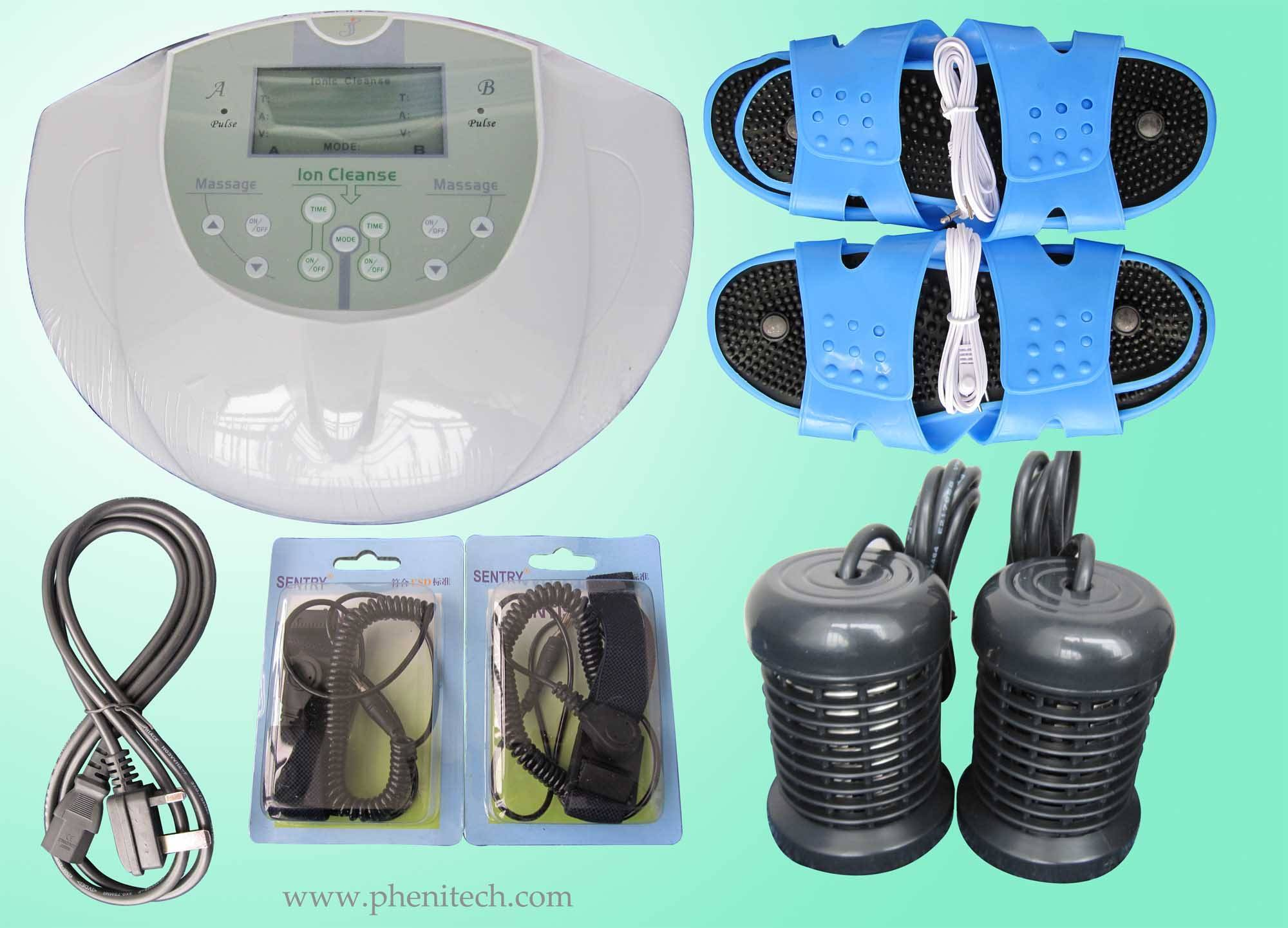 Detox foot spa (massage shoes with two people) C06